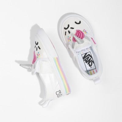 토들러 Vans X Flour Shop 유니콘 Slip-On 슬립온 V