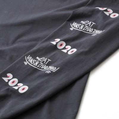 Y.O.R 쥐띠 해 에디션 긴팔 티셔츠