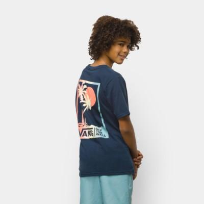 보이 포스테이지 팜스 반팔 티셔츠
