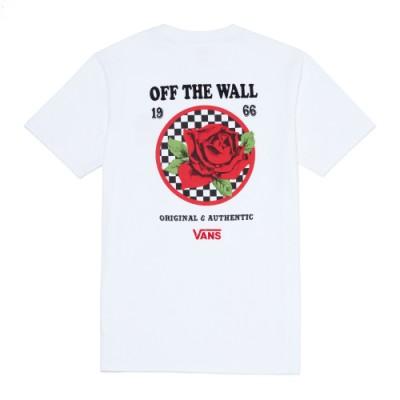 로지 체커 반팔 티셔츠