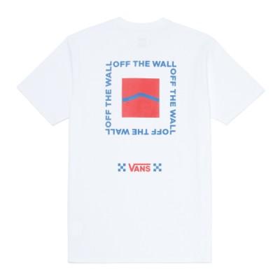 스퀘어 반스 반팔 티셔츠