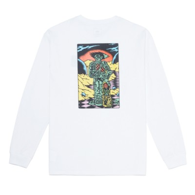 2021 OTW 아트 컬렉션 DUYANAIZI M 긴팔 티셔츠