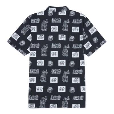 2021 OTW 아트 컬렉션 DUYANAIZI M 반팔 셔츠