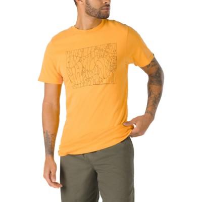 VANS X TUDOR LID 반팔 티셔츠