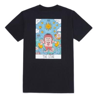 2021 OTW 아트 컬렉션 MOONCASKET W 반팔 티셔츠 A