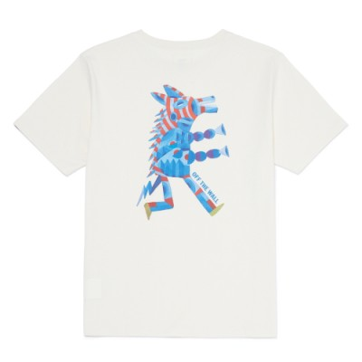 2021 OTW 아트 컬렉션 DONALD M 반팔 티셔츠