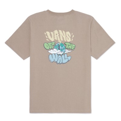 2021 OTW 아트 컬렉션 CHOCORE M 어스 반팔 티셔츠