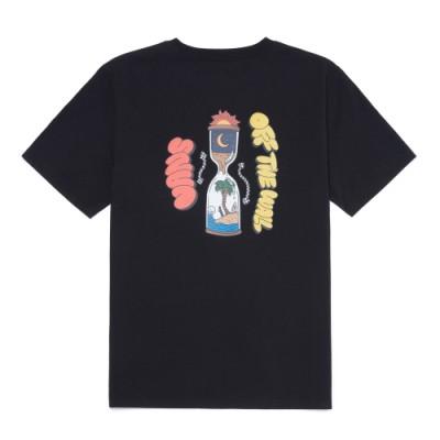 2021 OTW 아트 컬렉션 CHOCORE M 아월글래스 반팔 티셔츠
