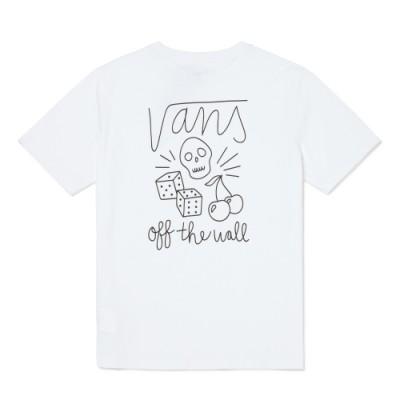 프로젝트 X 두들 체커 반팔 티셔츠